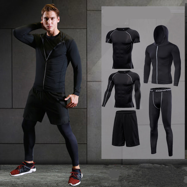 5pcs activewear