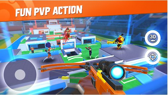 Download FRAG Pro Shooter MOD APK 1.5.5 (Unlimited Money) For Android 3