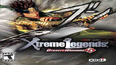 Download Game Dynasty Warriors 5 Xtreme Legends ISO PS2 (PC)