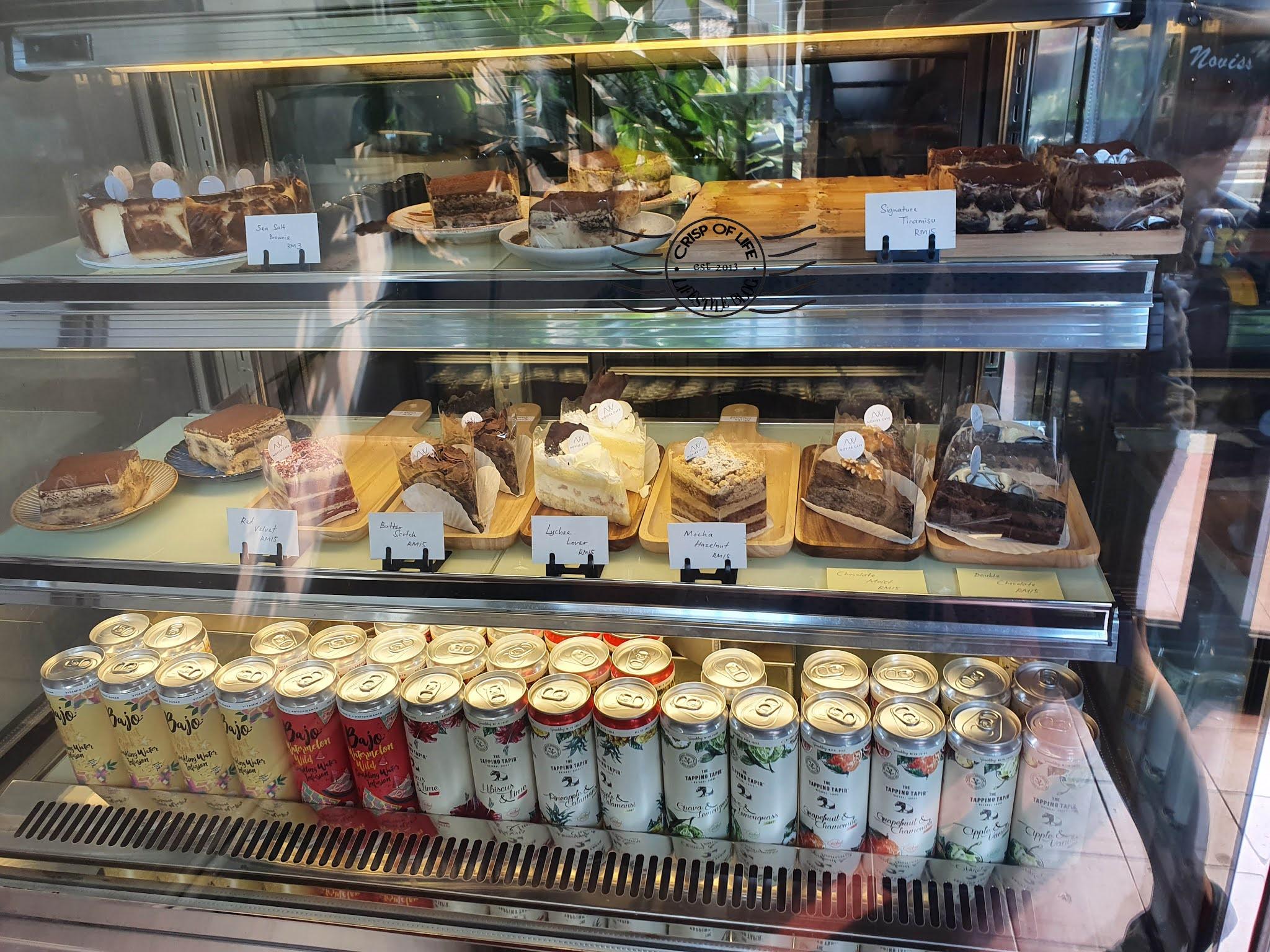 Noviss Cafe @ Cannon Street, Penang