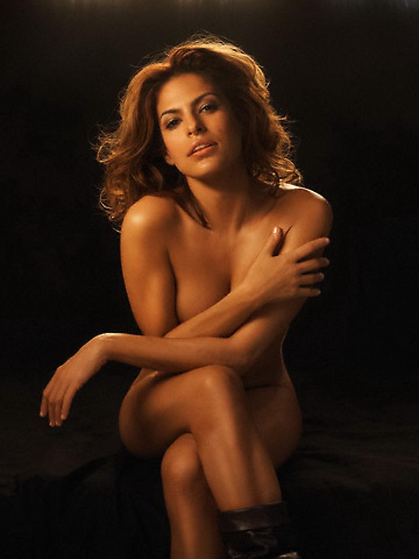 Eva Mendes Fake Nude Celebs
