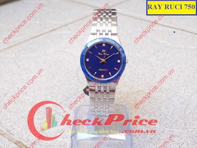 đồng hồ đeo tay ray ruci