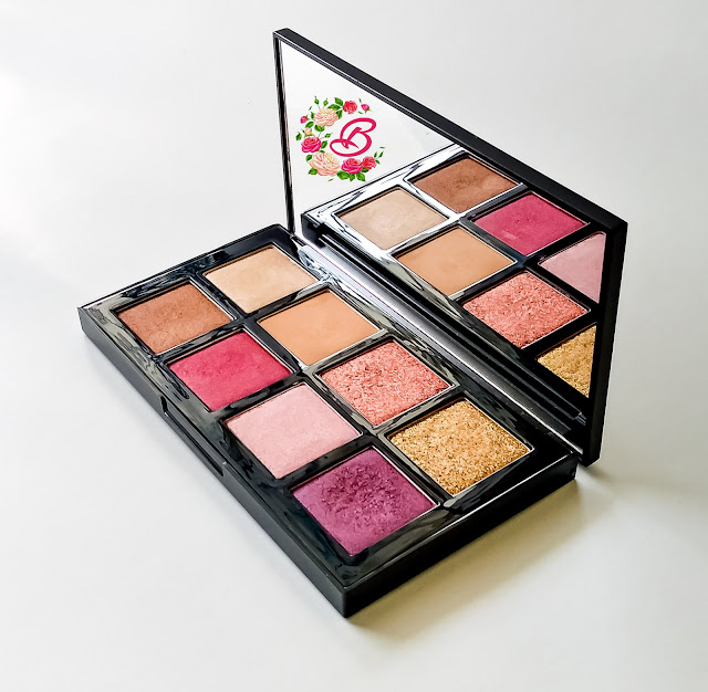 eyeshadow korea