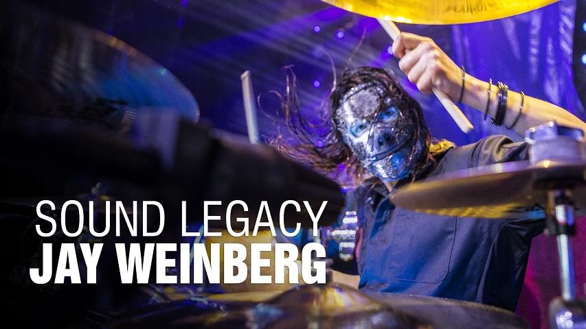 Jay Weinberg Zildjian