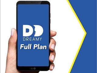 Dreamy Droshky Full plan