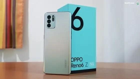 OPPO: Reno6 Z 5G يوم 15 سبتمبر في المغرب