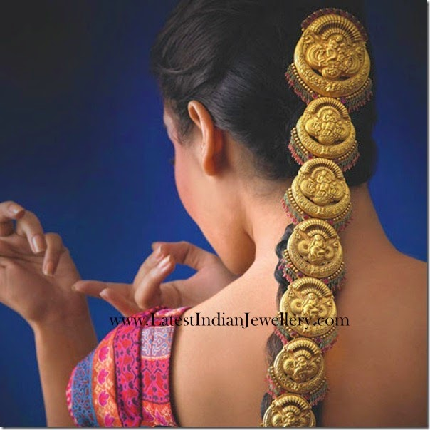 Nagas Work Gold Jada Design