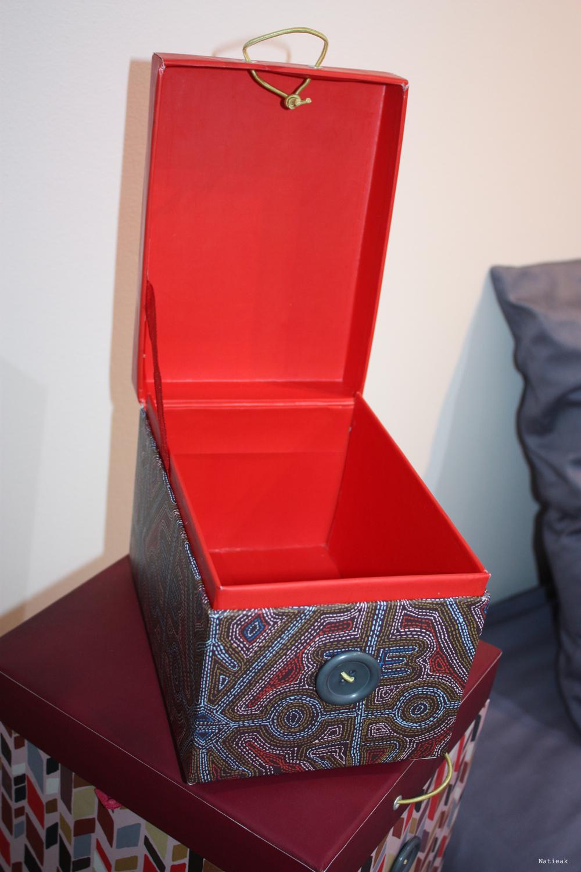 boîte gigogne  Coco Hellein pour Becquet