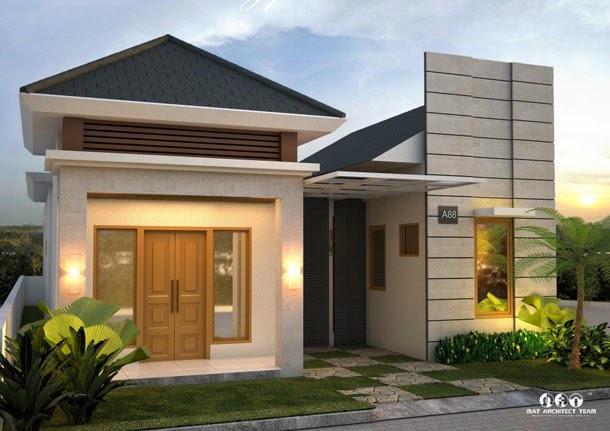 model rumah minimalis terbaru 2017