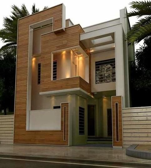 25 Modern Home Exteriors Design Ideas: Best 60 Modern House Front Facade Design