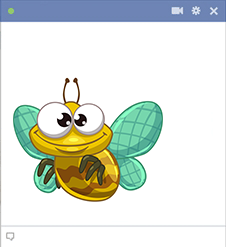 Little Bee Icon