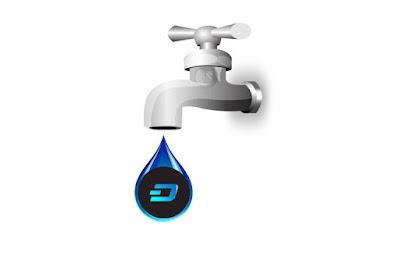 Auto Faucet Dash, Withdraw ke Express Crypto