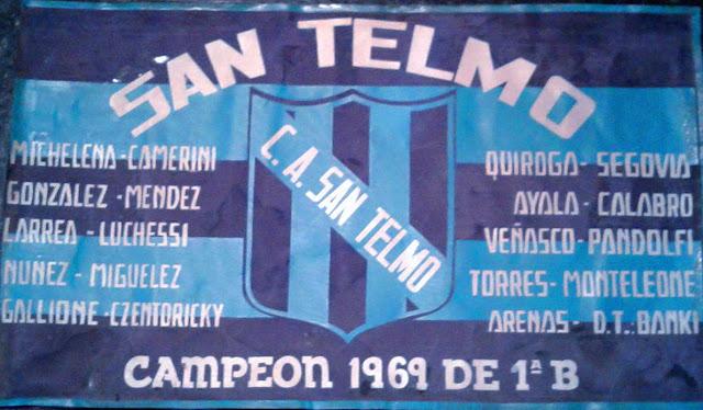 Banderín 1969