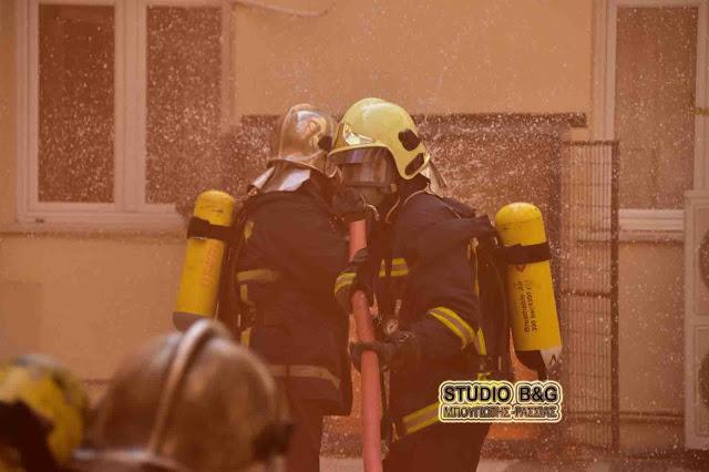 Άσκηση της Πυροσβεστικής για φωτιά σε τούνελ - Κυκλοφοριακές ρυθμίσεις στην Κορίνθου – Πατρών