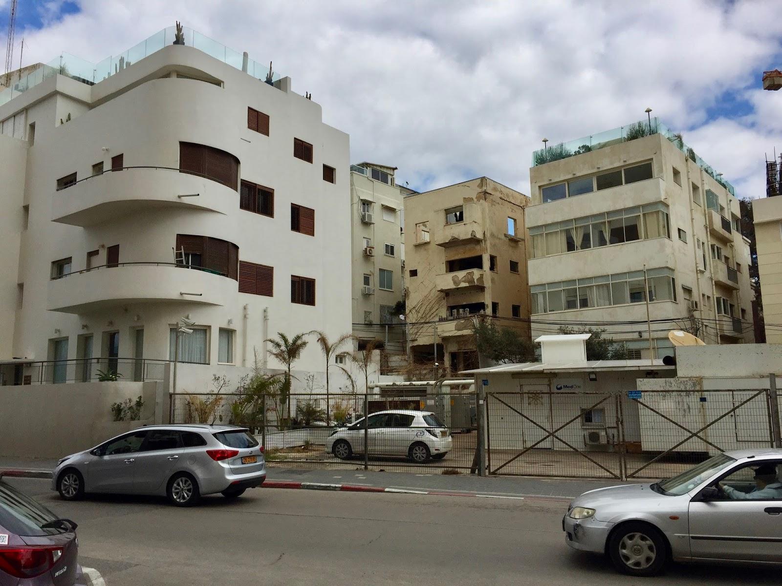Ulice v Tel Avivu