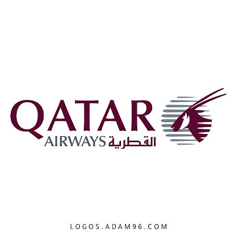 Download Logo Qatar Airways PNG With High Quality