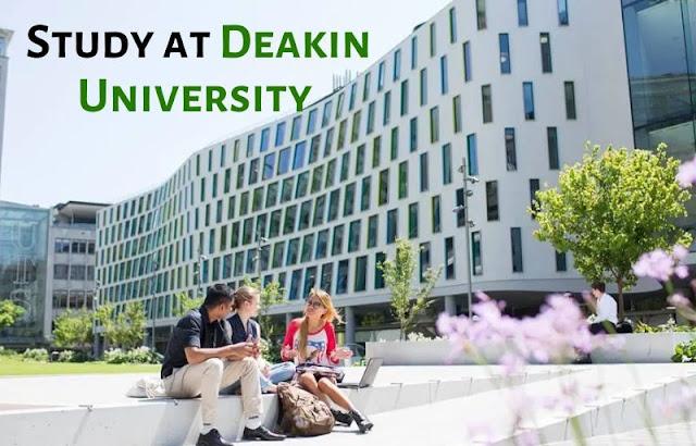 منحة جامعة ديكين لدراسة درجة الدكتوراه في أستراليا