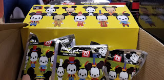 mickey mouse blind bags at Acme Comics in Sioux City