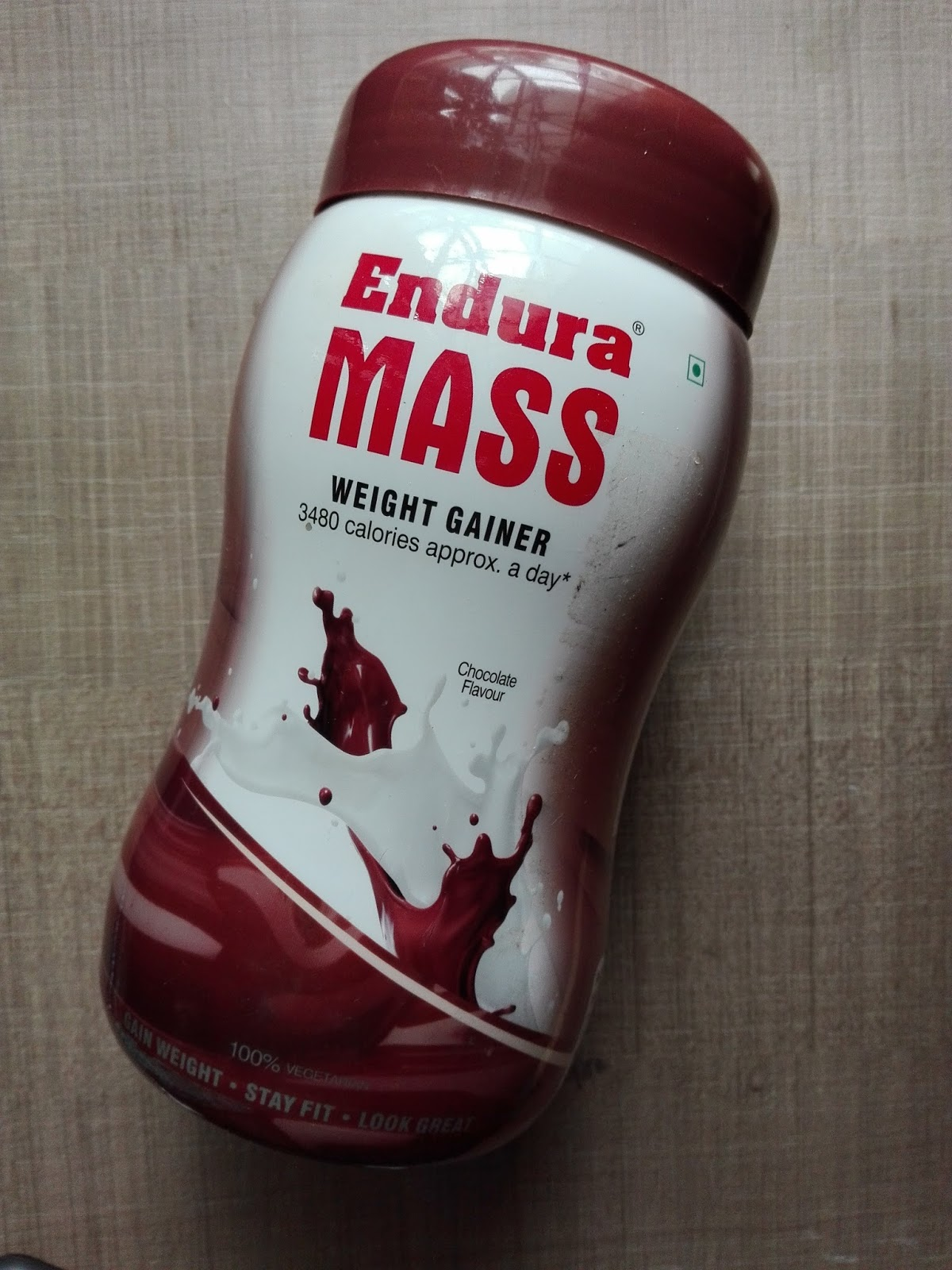 Endura mass weight gainer review