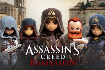 Assassin's Creed: Rebellion Mod Apk v2.1.0 (God Mode/High Damage)