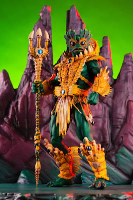 Masters of the Universe Mer-Man 1/6 Scale Figure by Mondo