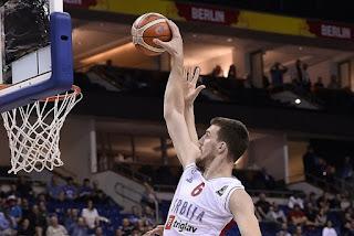 Τι έκαναν οι Κούζμιτς και Ραντούλιτσα στο Ευρωμπάσκετ (ΒΙΝΤΕΟ)