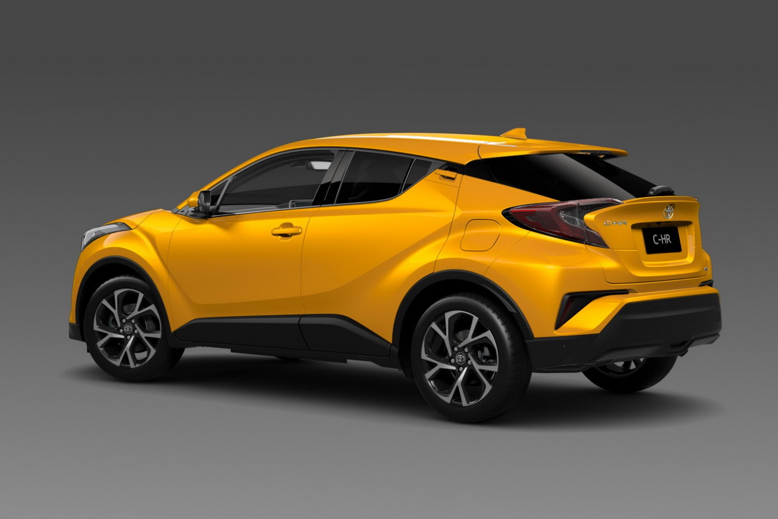 Toyota Ft 1 Concept Price >> Check Out The 2017 Toyota C-HR Small Crossover In Fancier Colors | Carscoops