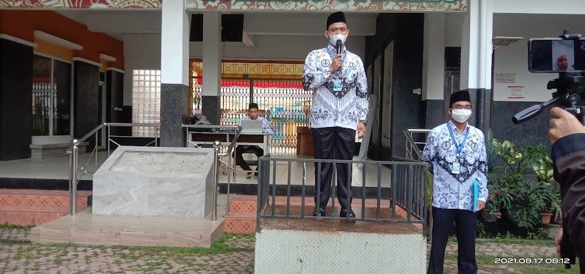 Peringatan HUT Kemerdekaan RI Ke- 76 (Indonesia Tangguh Indonesia Tumbuh)