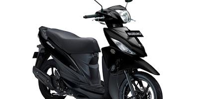 Suzuki Perkenalkan Address Edisi Black Predator