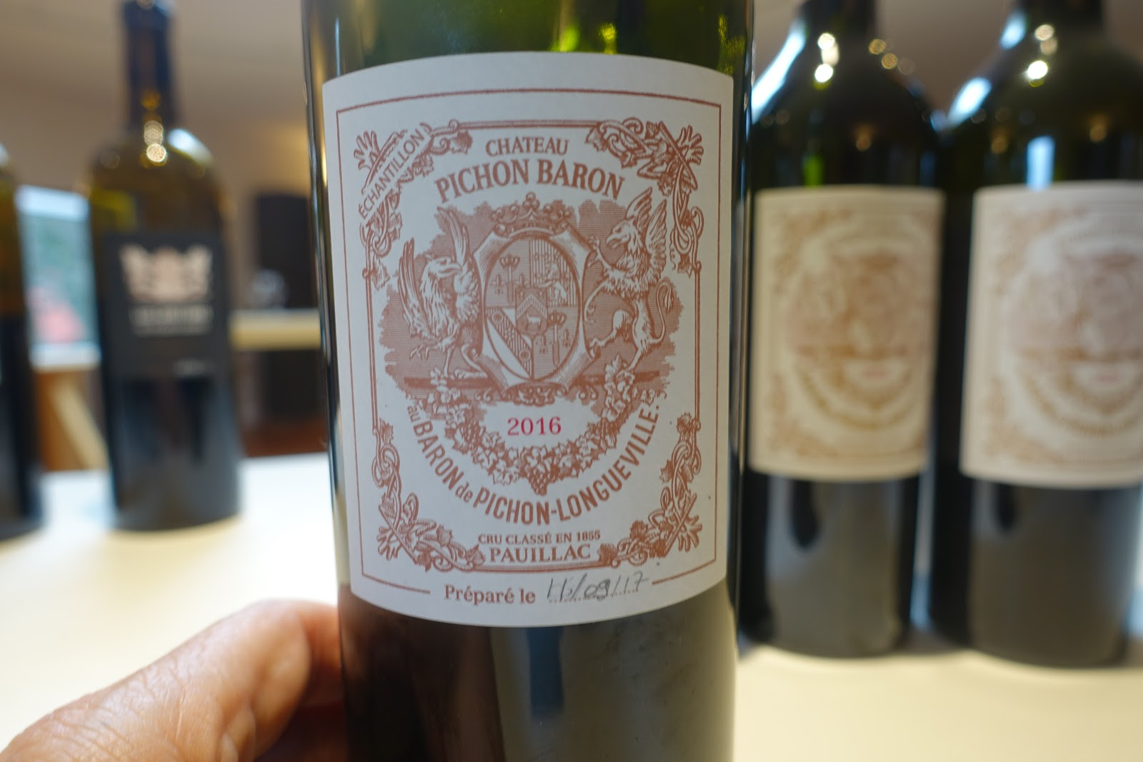 schiller-wine: Tour and Tasting at Château Pichon