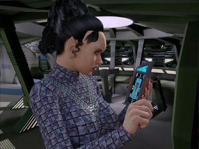 D-padd Romulano