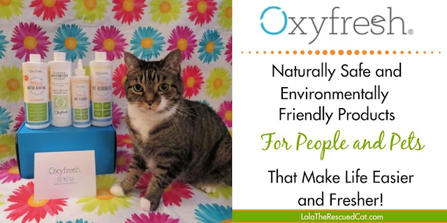 Oxyfresh Pet Products
