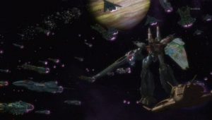 Macross Frontier Episodio 14