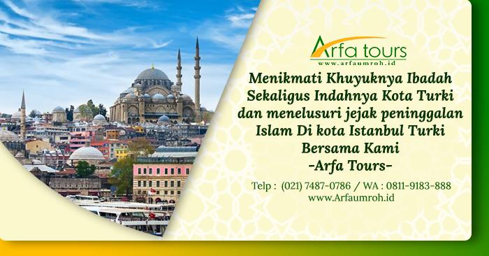 Umrah Plus Wisata Halal Turki 2020