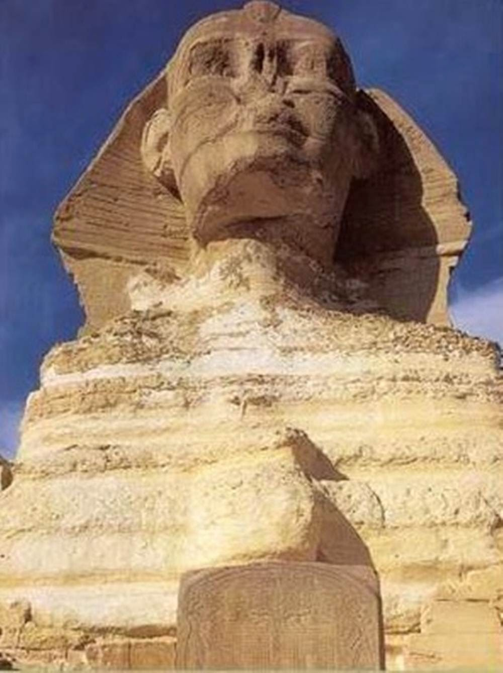 the mysterious great sphinx of giza essay The great sphinx of giza commonly referred to as the sphinx of giza or just the sphinx, is an immense stone sculpture of a creature with the body of a lion and.