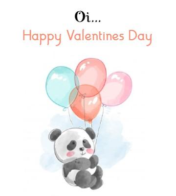 Happy Valentines Day Bengali Wishing Images 2021
