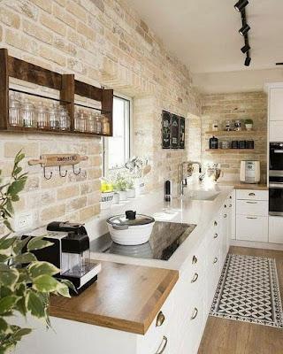 desain dapur modern terbaru