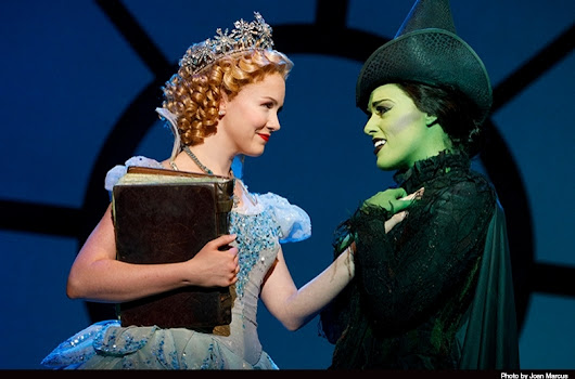 UPCOMING: Wicked returns to the Detroit Opera House, August 8 - September 2, 2018