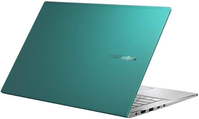 ASUS VivoBook 14 S433FL-EB180T: portátil ultrabook de 14'' con procesador Core i7, gráfica GeForce MX250, Windows 10 Home y teclado en español