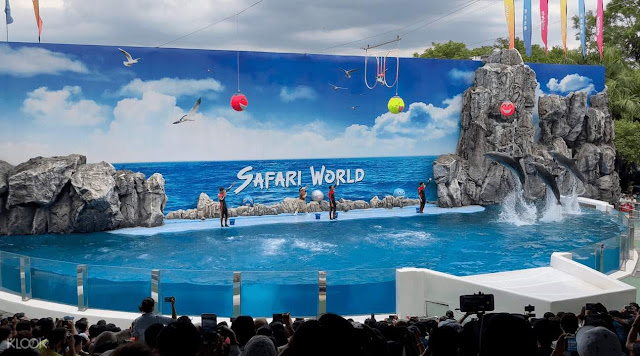 Dapatkan Tiket Taman Safari World Bangkok untuk Penjelajahan Seru
