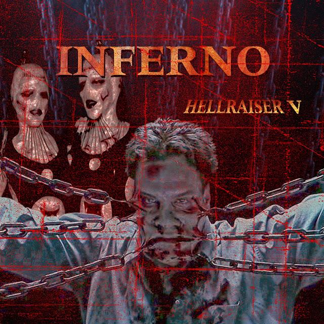 Hellraiser: Inferno DVD Label