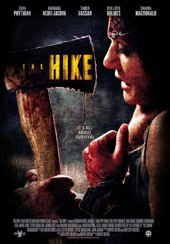 The Hike (2011) ταινιες online seires oipeirates greek subs