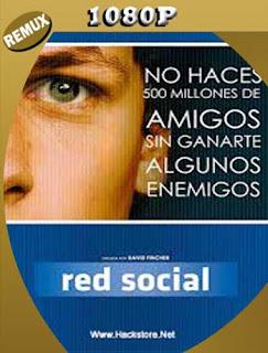 La Red Social (2010) [REMUX 1080p] Latino [GoogleDrive] SilvestreHD