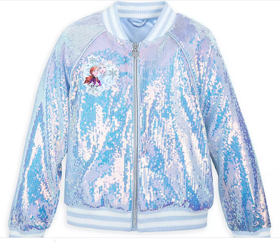 Frozen Sequins Jacket