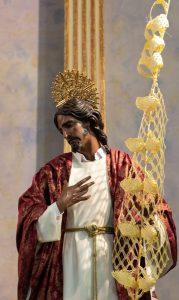 Valenciano Larios realiza el San Juan de Sayones de Jesús Nazareno de Pozoblanco
