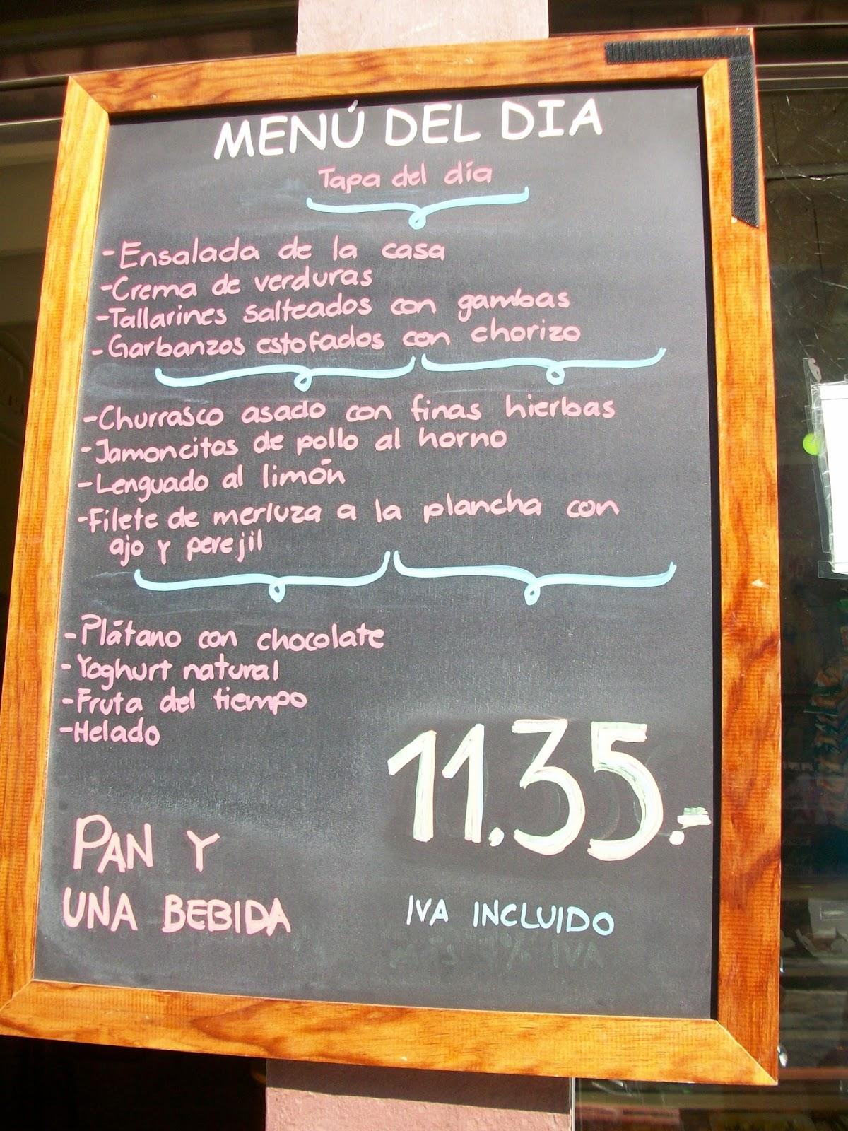 Info Hondón De Las Nieves En Costa Blanca Zuid Menú Del Día