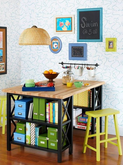 5 Tips for Organizing a Small Home Office 6