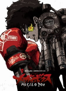 Megalo Box Opening/Ending Mp3 [Complete]