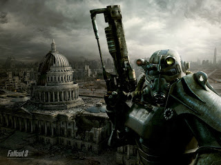 Fallout 3 HD Desktop Wallpaper