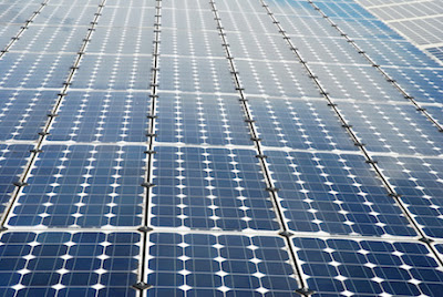 Symbolbild Photovoltaikanlage. Bild: Georg Meister, pixelio.de